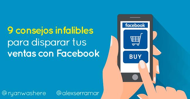 ventas con facebook