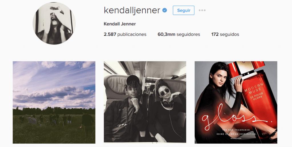 más seguidos en instagram 2016