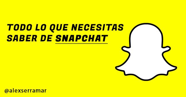 snapchat | qué es