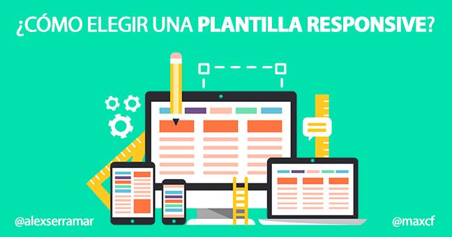plantilla responsive