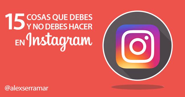 mejorar Instagram