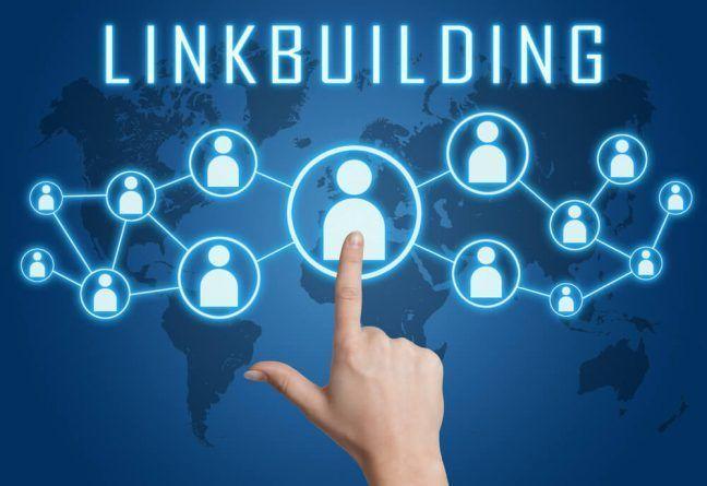 que es el link building