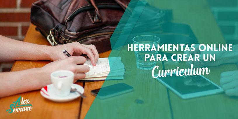 herramientas curriculum online