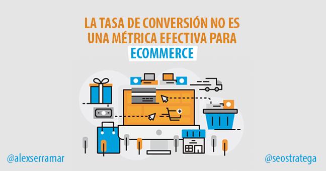 tasa conversión ecommerce
