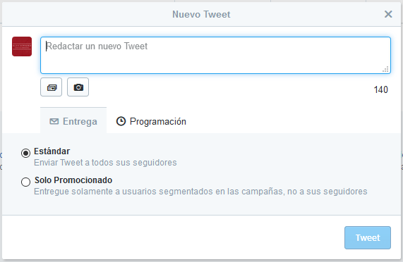 conseguir leads twitter