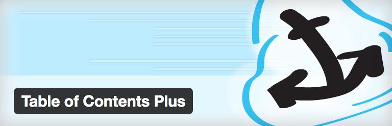 tabla de contenidos | plugin
