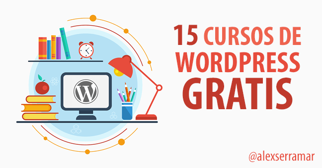 ▷15 Cursos de Wordpress y Diseño Web [GRATIS] y Online en 2018