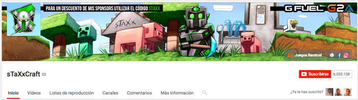 youtubers españoles