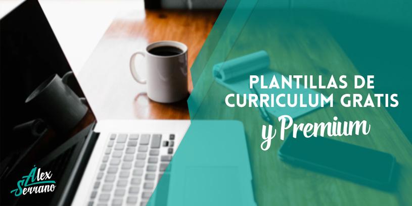 🥇Plantillas y Modelos Curriculum Vitae GRATIS y Premium [2018]