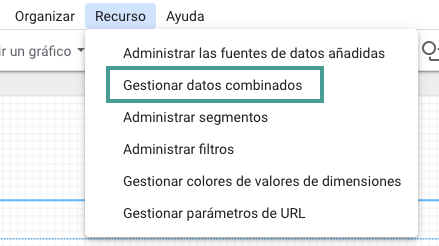 gestionar-datos-combinados data studio