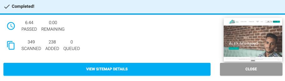 crear sitemap xml