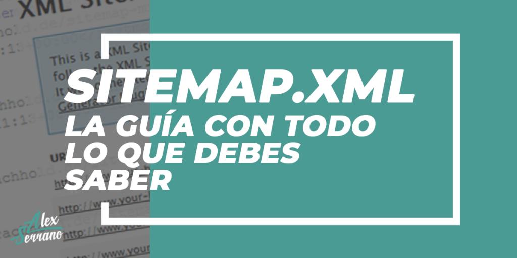 portada guia sitemap xml